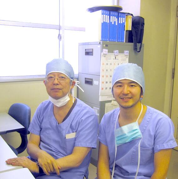 東京共済病院乳腺科部長 馬場紀行先生と